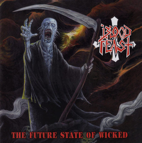 Blood Feast ‎– The Future State Of Wicked Vinyl