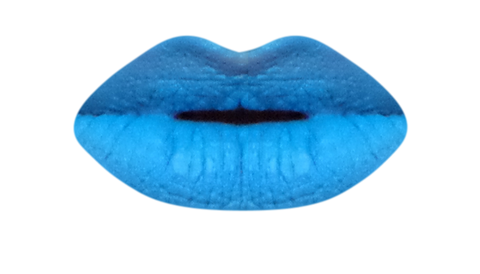 Pretty Zombie Cosmetics Blue Moon Liquid Lipstick