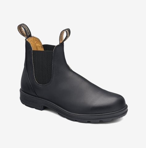 Blundstone 610 PU TPU- Elastic Sided V-Cut Series Black UNISEX Boot Famous Rock Shop Newcastle, 2300 NSW. Australia. 1