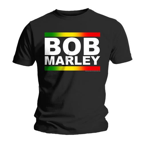 Bob Marley Rasta Band Block T-Shirt Men's Sizing Famous Rock Shop Newcastle NSW Australia
