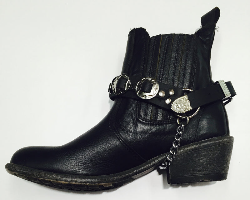 FRSW310 Leather Boot Straps
