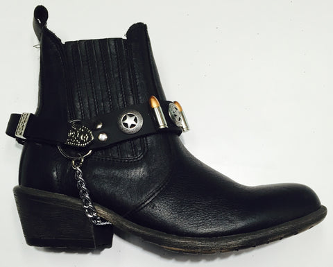 FRSW313 Leather Boot Straps