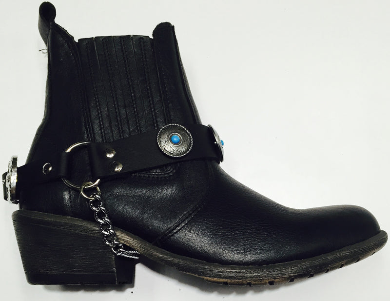 FRSW315 Leather Boot Straps