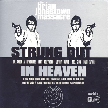 Brian Jonestown Massacre Strung Out In Heaven