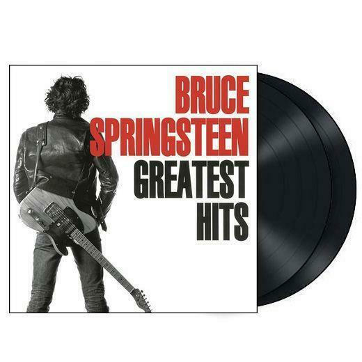 Bruce Springsteen Greatest Hits Vinyl LP