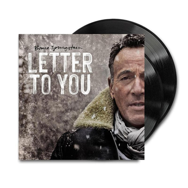 Bruce Springsteen Letter To You Vinyl LP