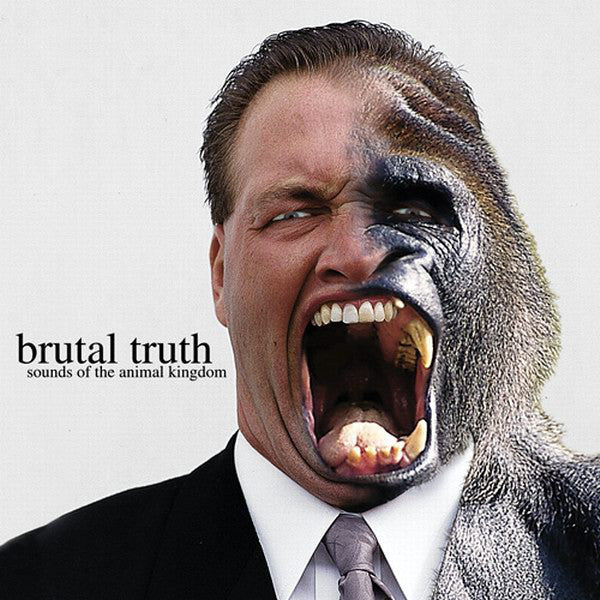Brutal Truth Sounds Of The Animal Kingdom Limited