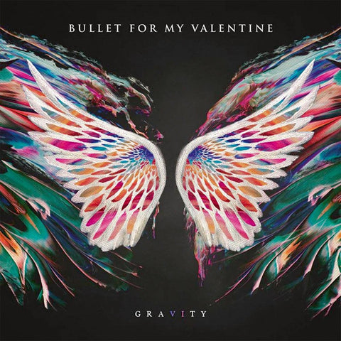 Bullet For My Valentine Gravity Limited Edition Dark Green LP Vinyl Famous Rock Shop Newcastle 2300 NSW Australia