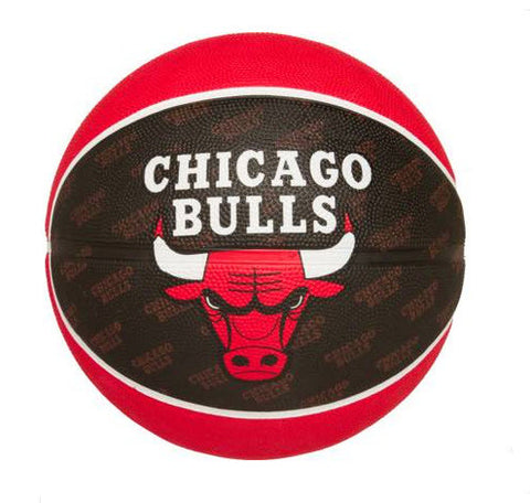 Spalding Chicago Bulls Team Ball