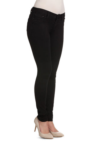 Riders By Lee Bumster Super Skinny New Black Jeans