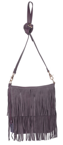 Urban Originals Burning Up Tassel Bag Graphite
