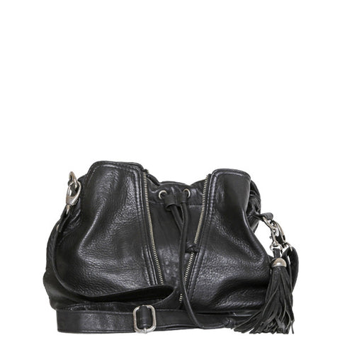 Cadelle Leather Becky Mini Bag Black