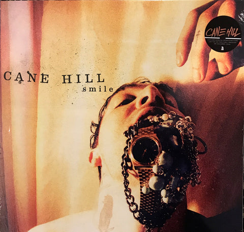 CANE HILL SMILE LIMITED EDITION COLORED VINYL LP