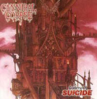 Cannibal Corpse Gallery of Suicide Vinyl LP