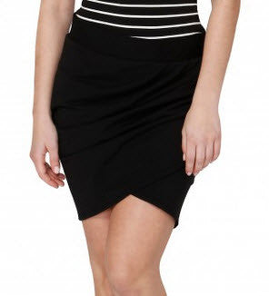 Betty Basics Charlotte Black Skirt