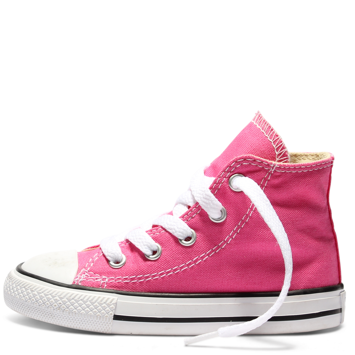 0c446b58c33b Converse Chuck Taylor All Star Fresh Colour Toddler High Top Mod Pink  Famous Rock Shop.