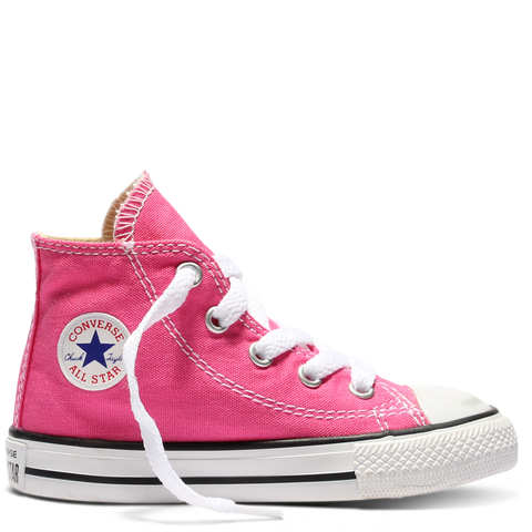 Converse Chuck Taylor All Star Fresh Colour Toddler High Top Mod Pink  Famous Rock Shop. 517 Hunter Street Newcastle, 2300 NSW.