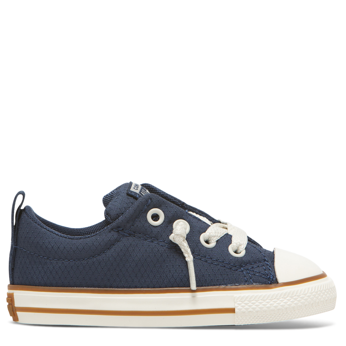 52318791ee9d Converse Chuck Taylor All Star Street Pinstripe Toddler Low Top Navy 7 –  Famous Rock Shop
