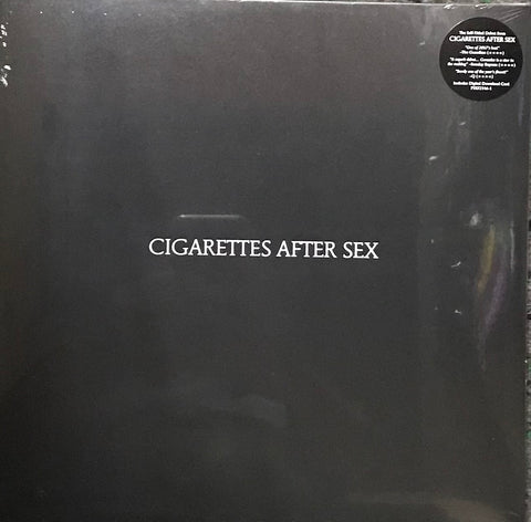 Cigarettes after Sex  Cigarettes after Sex Vinyl LP
