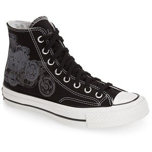 a87438dbb8a2 Converse All Stars Andy Warhol LIMITED EDITION CT 70 HI Black White 147122C  1