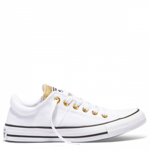 b84955a516b9 Converse CTAS Madison Metallic Ox White Gold White 562495C Famous Rock Shop  Newcastle
