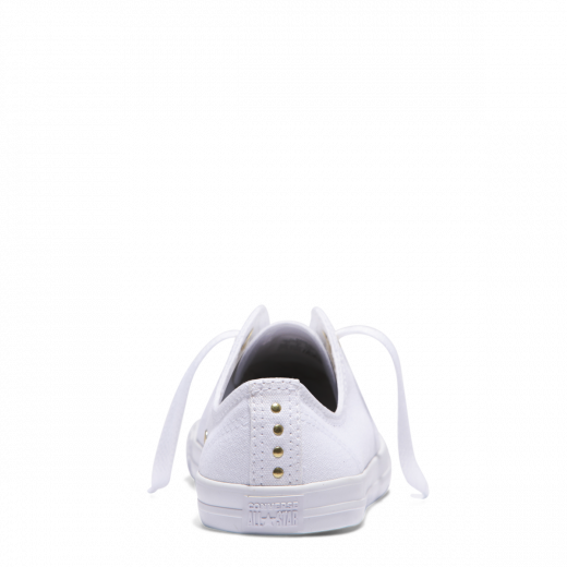 8036a83f7f96 ... Converse CT AS Dainty Canvas Stud White Gold 561644C Famous Rock Shop  Newcastle