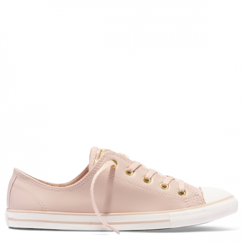 Converse CT AS Dainty Craft SL OX Dusty Pink Gold Egret 557995 Famous Rock Shop Newcastle, Australia. 1