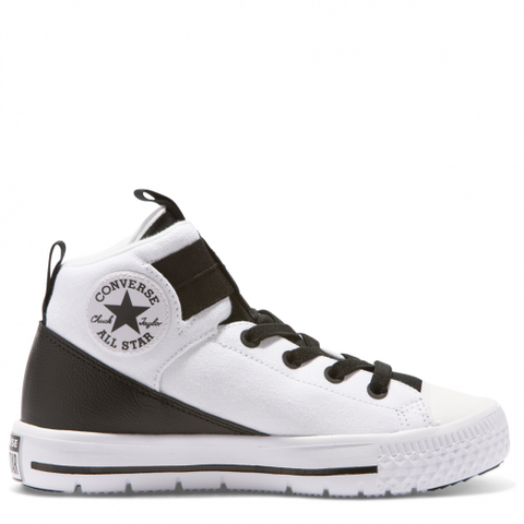 Converse CT AS High Street Lite Hi Junior White/Black 661903C