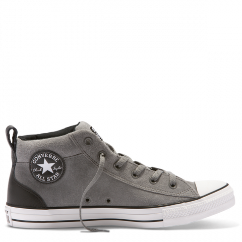 Converse CT AS Street Letterman Jacket MID Mason Black White 161466C Famous Rock Shop Newcastle, 2300 NSW. Australia. 1