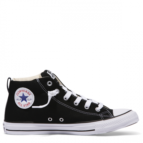 Converse CT AS Street Mid Black/Natural/White 149545C. Famous Rock Shop 517 Hunter Street Newcastle, 2300 NSW Australia.