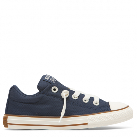 Converse CT AS Street Pinstripe Slip Ox Junior 663593C Famous Rock Shop Newcastle, 2300 NSW Austarlia. 1
