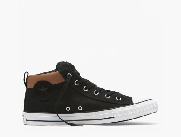Converse CT AS Street Space Explorer Mid Black 165389 Famous Rock Shop Newcastle, 2300 NSW. Australia. 1