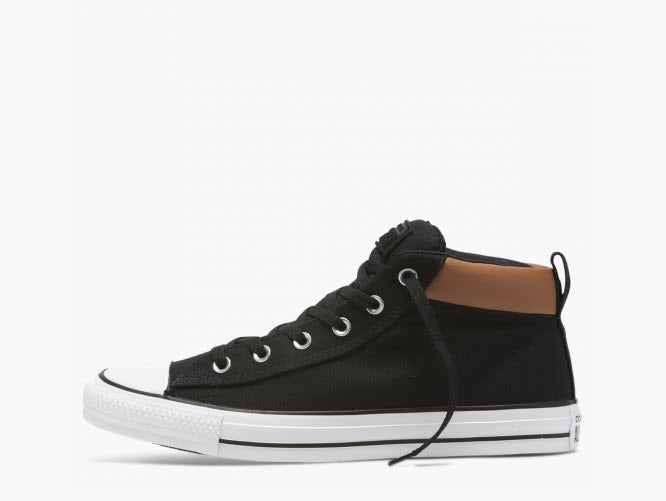 Converse CT AS Street Space Explorer Mid Black 165389 Famous Rock Shop Newcastle, 2300 NSW. Australia. 2