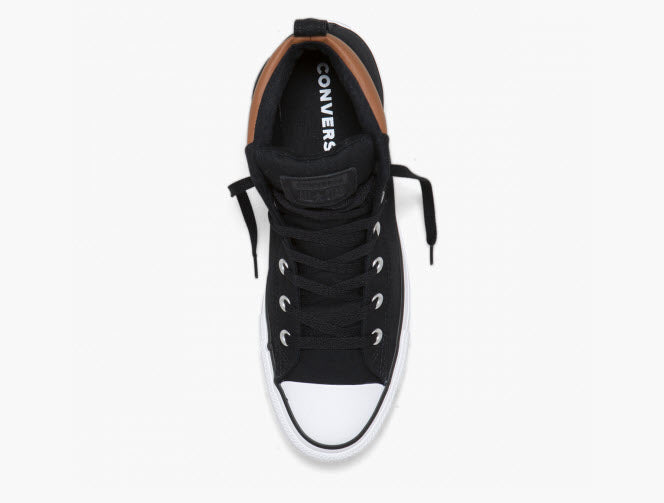 Converse CT AS Street Space Explorer Mid Black 165389 Famous Rock Shop Newcastle, 2300 NSW. Australia. 5