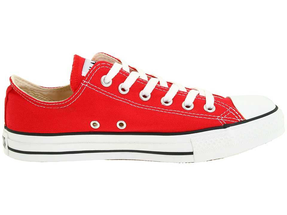 Converse Youth CT Allstar OX Red 3J236