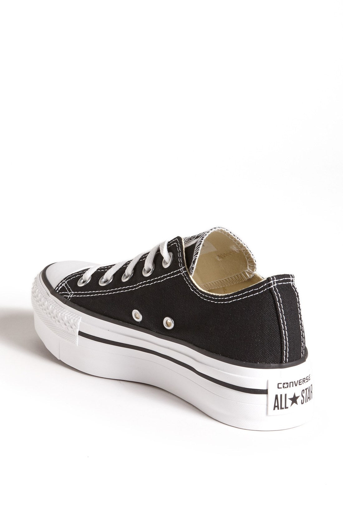 6983cbd12e5b Converse CT Platform OX Black 540266C – Famous Rock Shop
