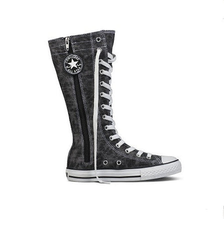 Converse Youth CT Tall XHI Black 637251C