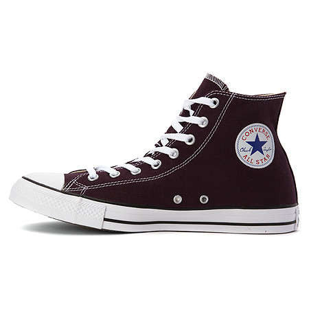 9a6f239b507149 Converse Hi Black Cherry Canvas 151176C – Famous Rock Shop