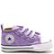 Converse Crib CT First Star Easy Frozen Lilac Black White Infant 854007 Famous Rock Shop. 517 Hunter Street Newcastle, 2300 NSW.