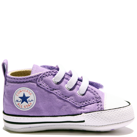 Converse Crib CT First Star Easy Frozen Lilac Infant 854007