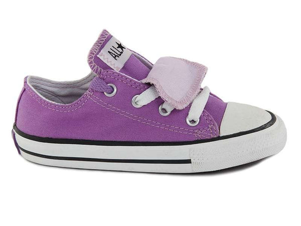 Converse Infant CT Double Tongue OX Orchid White 708782