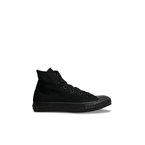 Converse youth Hi Black Mono Canvas 3S121C