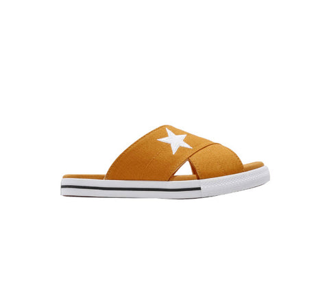 Converse One Star Sandal Slip Sunflower 565529 Famous Rock Shop Newcastle, 2300 NSW. Australia. 1