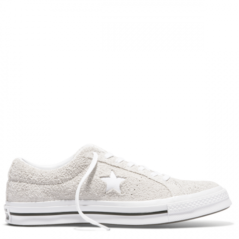 Converse One Star Suede Low Top White 161577 Famous Rock Shop Newcastle, 2300 NSW. Australia. 1