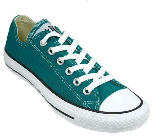 Converse Ox Green Parasailing Canvas Chuck Taylor All Star Sneakers