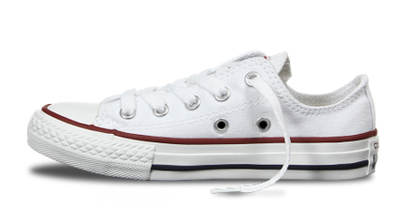 Converse Youth Ox Optical White Canvas 3J256C