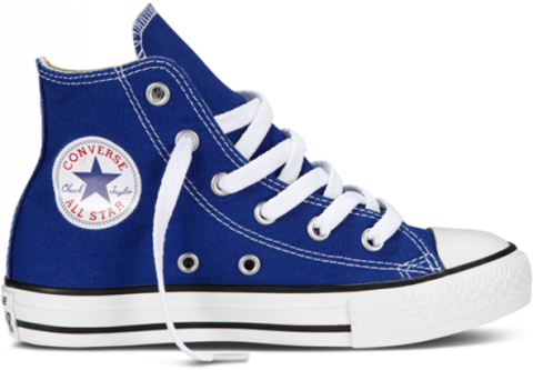 Converse CT HI Radio Blue 342366C