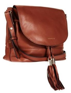 Cooper St Leather Envi Duffel Bag Tan