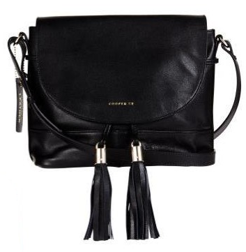 Cooper St Leather Envi Duffel Bag Black
