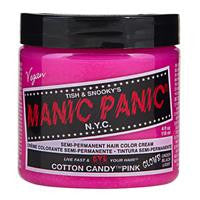 Manic Panic Semi-Perm Hair Color - Cotton Candy Pink